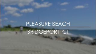 Pleasure Beach in Bridgeport, CT