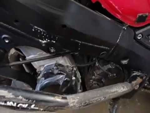 DCCmoto 2005 SUZUKI GSX-R600 GSXR600 parts / run demo 314