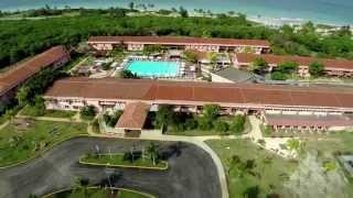 Hotel Club Arenal en Playa del Este. Cuba.
