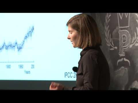 CO2 Budget und die Zukunft des Klimawandels | Olivia Romppainen-Martius | TEDxBern