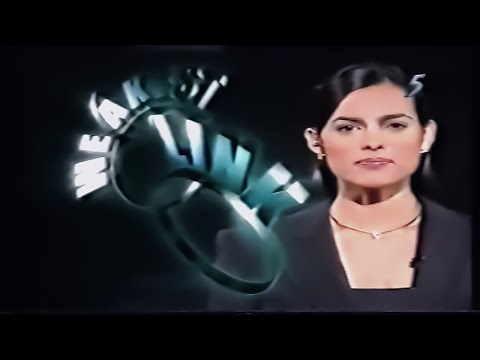 The Weakest Link Singapore - The Weakest Link English (2002)
