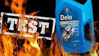 Texaco Delo 400 RDS 10W40 Który olej silnikowy jest najlepszy?