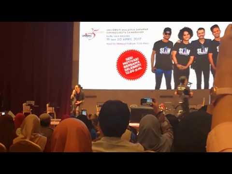 Sejati - Faizal Tahir (Live at UNIMAS 2017)