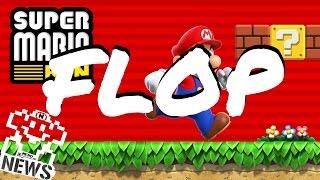 Super Mario Run offiziell ein Flop! / Streamen bald sehr teuer? - NerdNews #107