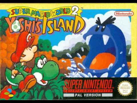 Yoshi's Island Soundtrack Above Ground Extended