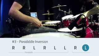 Paradiddle Inversion Exercise - Drum Lesson