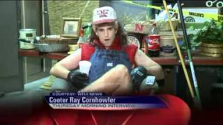 Cooter Ray Earthquake