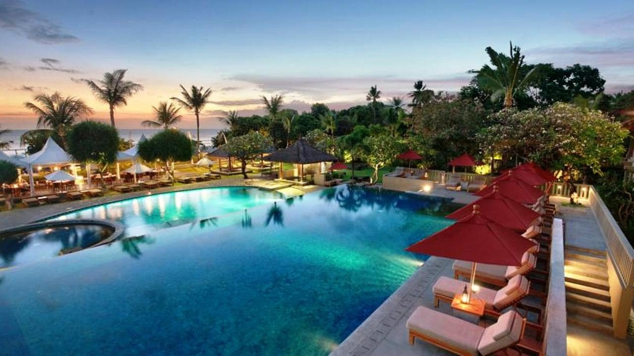 Bali niksoma boutique beach resort legian bali indonesia 4 stars hotel youtube