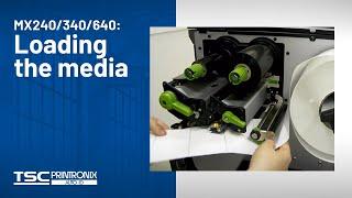 видео TSC MX240