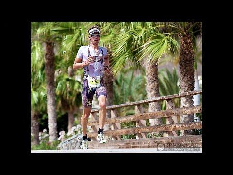 Lukas Krämer - Ironman Sieger der Amateure Hawaii 2016 - Sportarena München