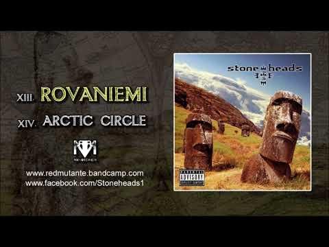 "Stoneheads - ""ROVANIEMI"" + ""Arctic Circle"" (Official Audio) [2017]"