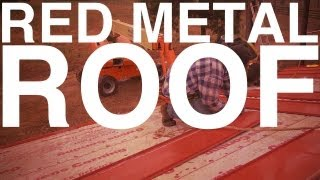 Red Metal Roof | Day 61 | The Garden Home Challenge With P. Allen Smith