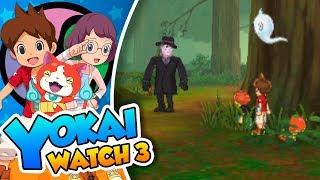 ¡Peligros en el bosque! | #28 | Yo-kai Watch 3 en Español (3DS) DSimphony