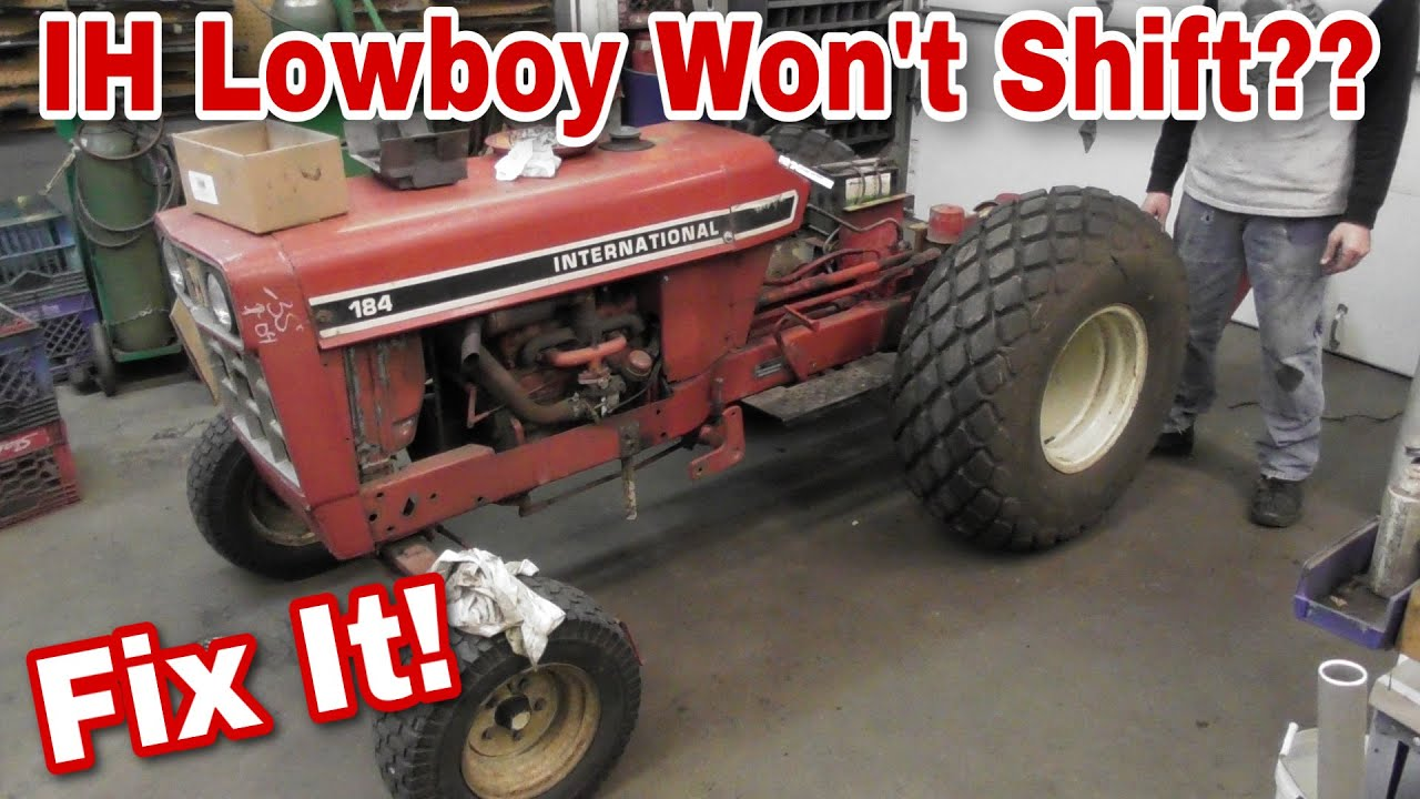 Heavy Equipment, Parts & Attachments Heavy Equipment Parts & Accessories Farmall Ih O4 Tractor Gear Shift Assembly