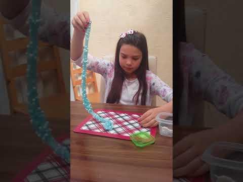 Chloe foster squishy slime video