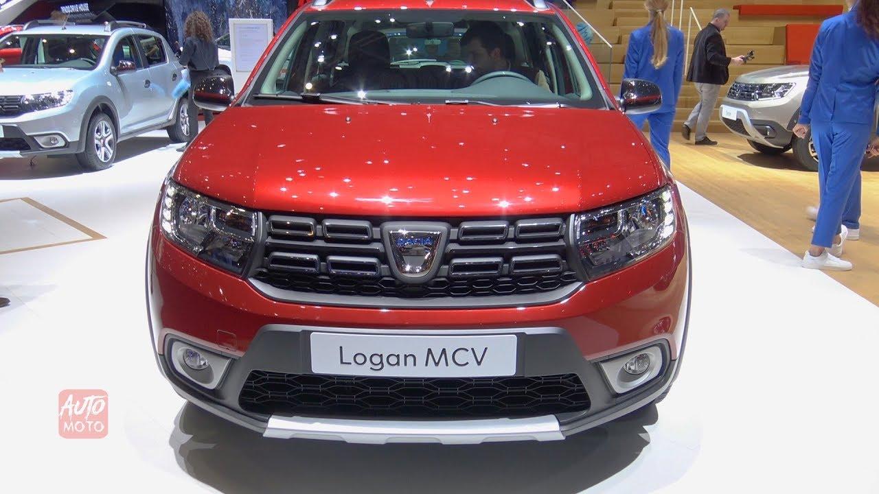 2020 Dacia Logan MCV - Exterior And Interior Walkaround - Debut at Geneva Motor Show 2019