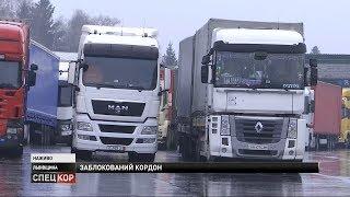 На українсько-польському кордоні утворились великі черги людей, що повертаються на Різдво