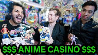 We Spent 24 Hours in an Anime Casino (ft. Gigguk & CDawgVA)