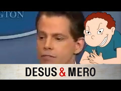 New Press Secretary Anthony Scaramucci