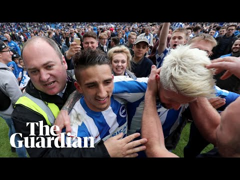 Brighton & Hove Albion: a journey from nowhere to the Premier League