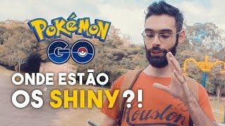 AINDA TEM SHINY?! Caçando Magikarps!   Pokémon GO