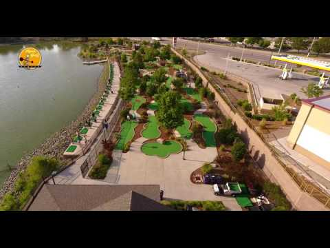 Aqua Golf Flyover | June 24th, 2017