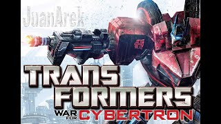 Transformers: War for Cybertron - 1080p PC maxed out - Autobot Level 1