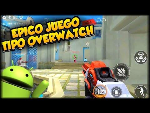 Descarga Nuevo Juego Parecido A Overwatch Y Paladins Para Android
