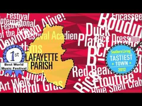 My Lafayette Video Contest Promo