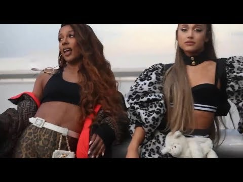 Terry J - [WATCH] Ariana Grande and Victoria Monét - MONOPOLY