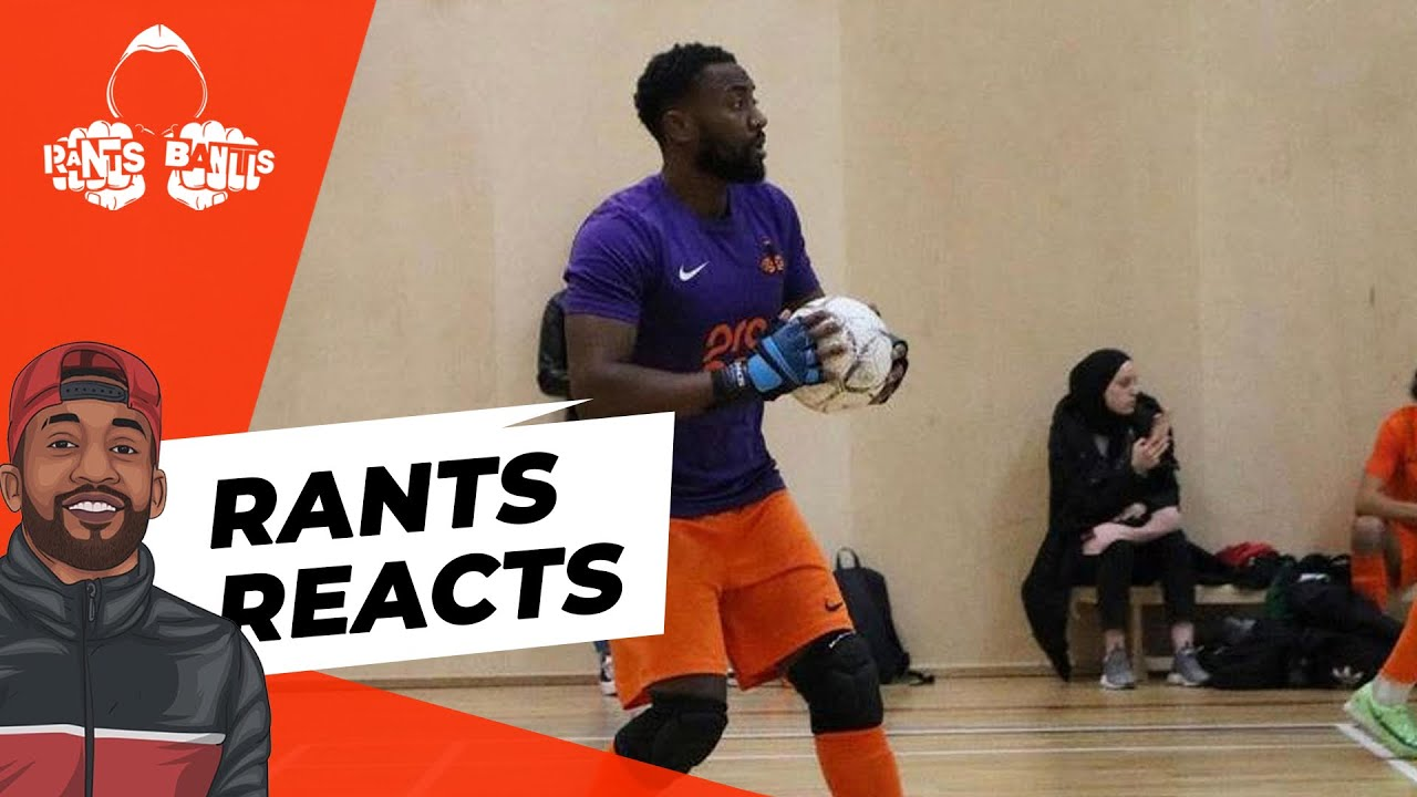 Rants Between The Sticks vs London Galaxy | London Futsal League | RANTS REACTS