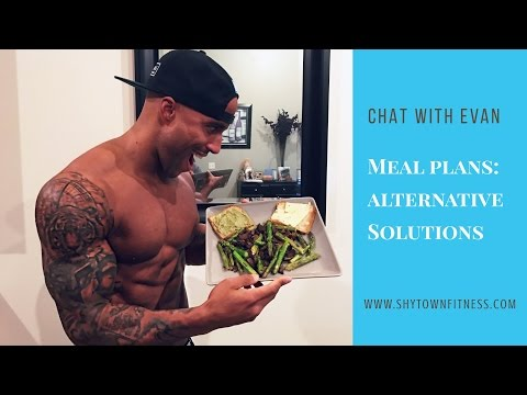 Meal Plans: alternative solutions