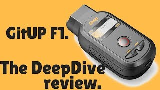 gitUp F1 4K action camera Deep Dive 2018 - The ultimate review