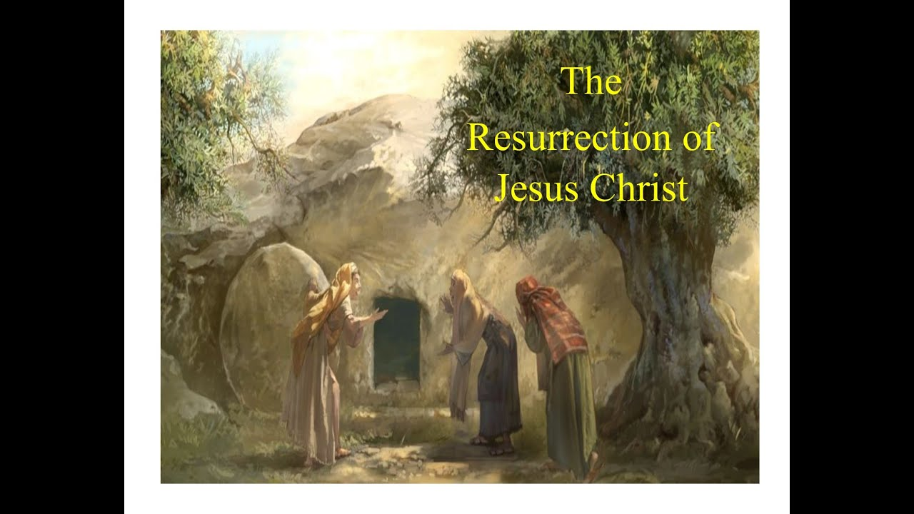 The Resurrection In the Midst of Change