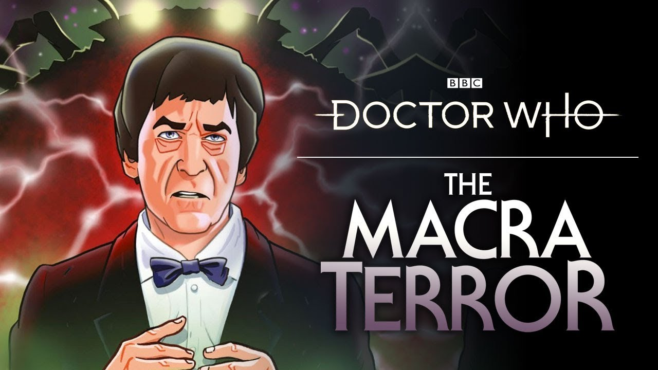 """The Macra Terror"" and the Future of Missing Doctor Who Animations"