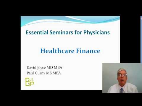 Healthcare Financial Statements - Understand and Analyze