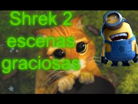 Shrek 2 Escenas Graciosas