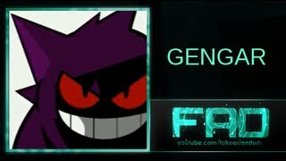 Black Ops 2 Gengar(Pokemon) Emblem Tutorial