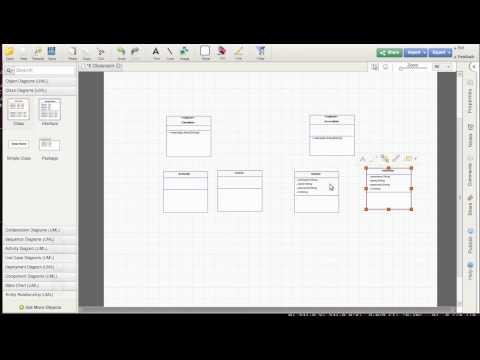Project Design And Uml Cl Diagrams
