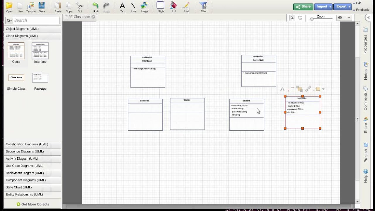 Project design and uml class diagrams youtube project design and uml class diagrams ccuart Gallery