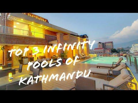 Luxury 3 Infinity Pools Of Kathmandu Nepal