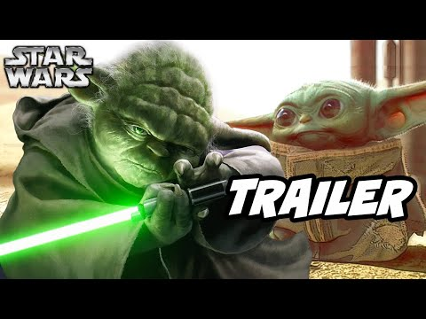 Star Wars High Republic Trailer 2020 - Young Yoda And New Star Wars Movies Breakdown