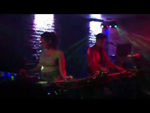 Future Holotape - Polish Girl (Neon Indian Cover) live at the crest bar