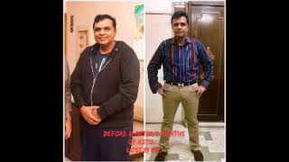 Mr Khurram Waheed from 110 KG to 89 KG ON KETOGENIC DIET!