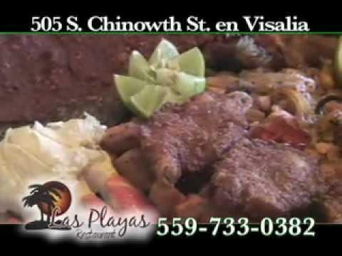 LAS PLAYAS Restaurant Visalia Ca.