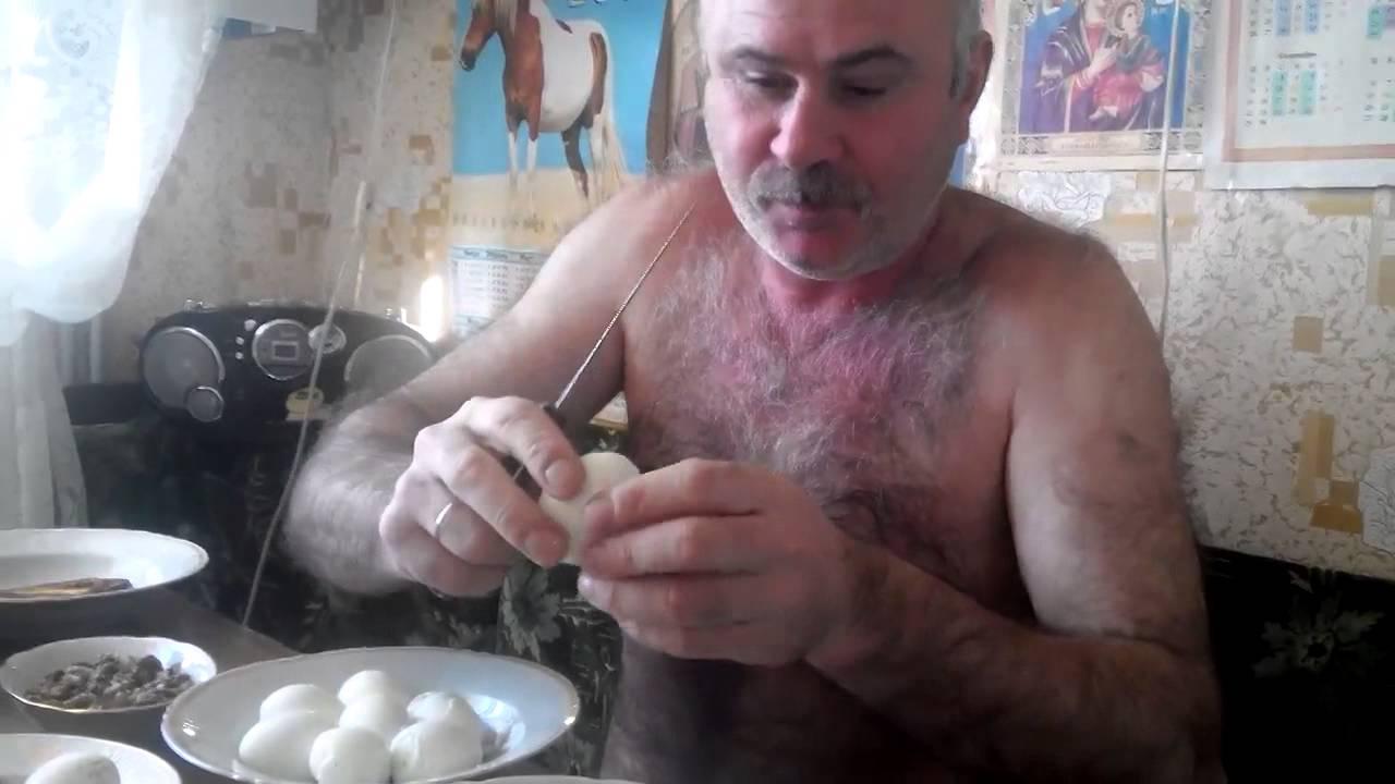 перевязали мужику яйца