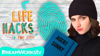 Super Spy Hacks | LIFE HACKS FOR KIDS