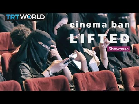 Saudi's 35-year ban on cinemas lifted | Showcase