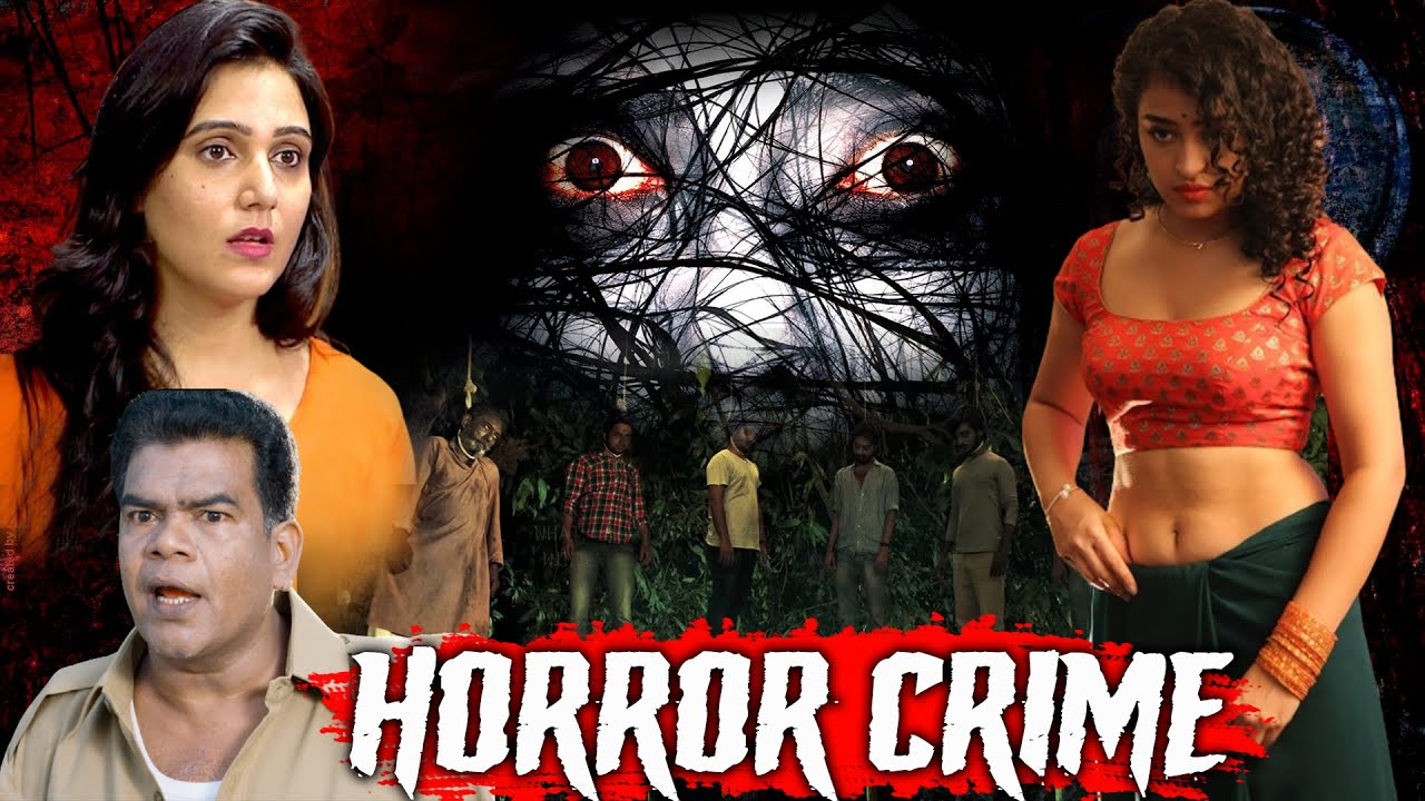 Download Horror Crime (2021) | New Hindi Dubbed Suspense & Thriller Movie 2021 | Latest South Movie