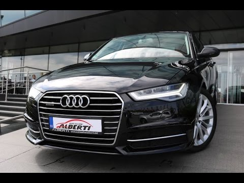 audi a6 3 0 tdi quattro 2017 272hp start up review in. Black Bedroom Furniture Sets. Home Design Ideas